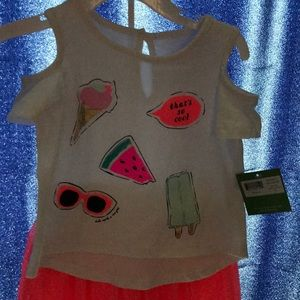 NWT Kate spade 18mth outfit